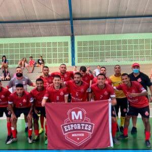 Junes 2021 Campeão Futsal Masculino